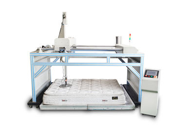 OEM  Electric Spring Fatigue Furniture Testing Machine For Cornell Mattress