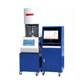 China Máquina de testes de borracha de oscilação do Rheometer, Viscometer de borracha de Mooney do Rheometer do teste de Computeried distribuidor